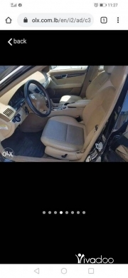 Mercedes-Benz in Tripoli - C2008 Mawjoude in tripoli