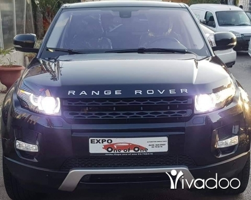 Rover in Bouchrieh - Range Rover Evoque 2012 prestige