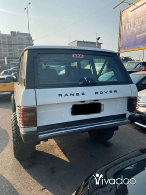 Rover in Dbayeh - Range Rover 1990