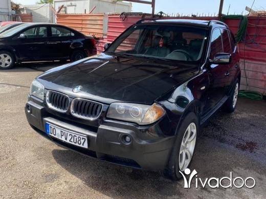 BMW in Choueifat - Bmw X3 Model :2004  كتير نظيف✅