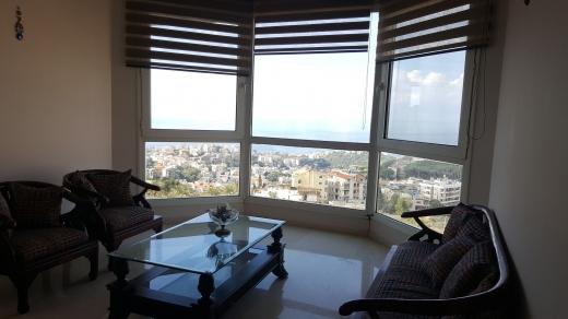 Apartments in Dik El Mehdi - Furnished Apartment for Rent in Dik El Mehdi