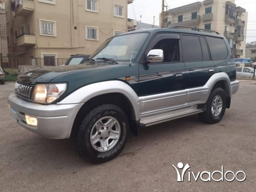 Toyota in Tripoli - Land cruiser Prado like new for sale