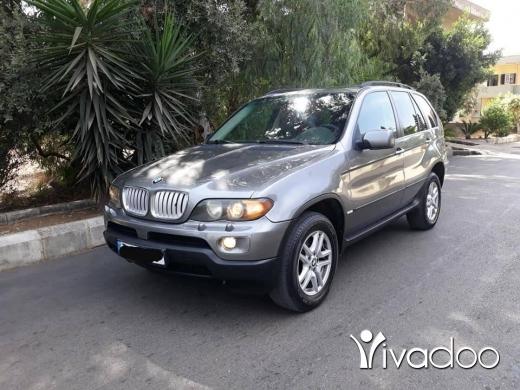 BMW in Zgharta - X5 2005 panoramic 38 malyoun khare2