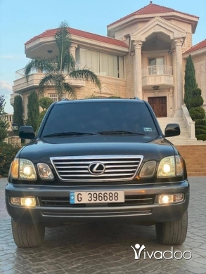 Lexus in Beirut City - lx 470 2006 Like NEW