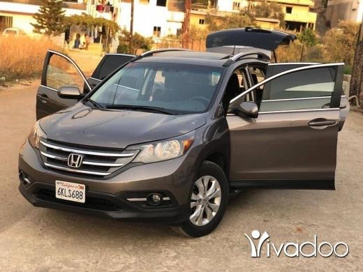 Honda in Tripoli - HONDA CR-V