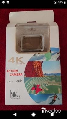 Cameras, Camcorders & Studio Equipment in Aley - 4k Action Camera