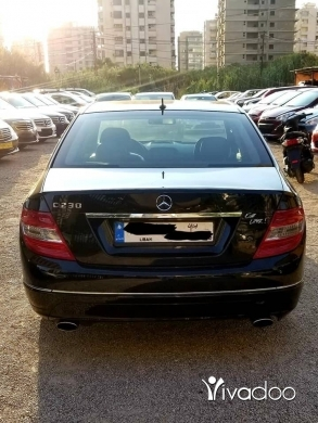 Mercedes-Benz in Tripoli - Mercedes C230 2008 / 03532764 or 71013136
