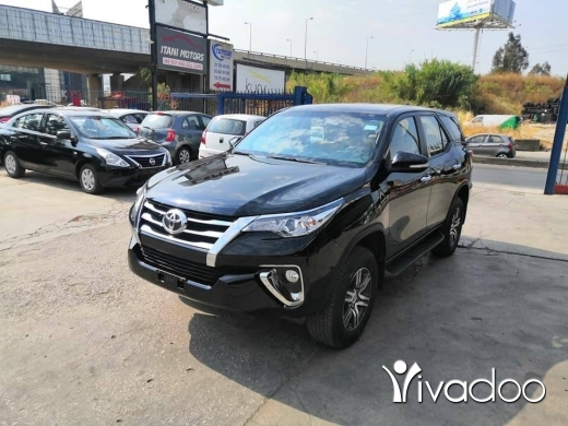 Toyota in Beirut City - Toyota Fortuner 2017 (70887433)