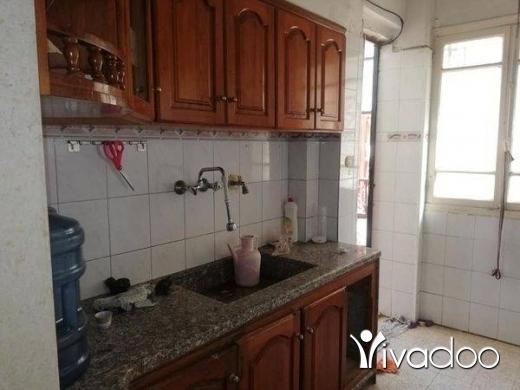 Apartments in Tripoli - شقة مع محل  للبيع