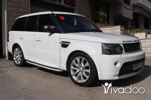 Rover in Beirut City - Range rover look 2013