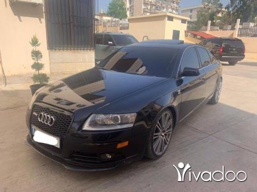 Audi in Tripoli - Audi a6 2007