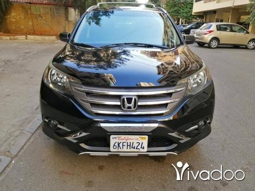 Honda in Beirut City - CRV 2012 black Ex 4wd 03672779