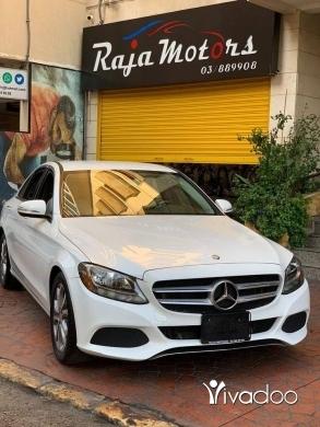 Mercedes-Benz in Beirut City - Mercedes-Benz C300 2015