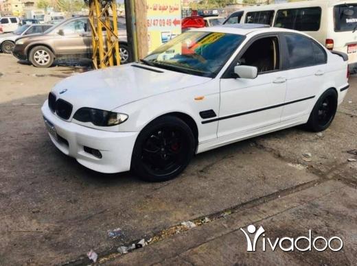BMW in Tripoli - new boy 2003 325