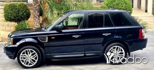Rover in Beirut City - Range rover 2008 sport hse