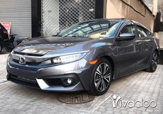 Honda in Tripoli - HONDA civic 2016 spitial edition