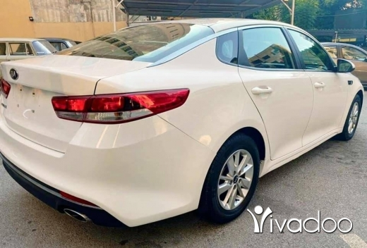 Kia in Beirut City - 4 cylinder original paint company source kia lebanon NATCO one owner fully loaded rims led fog light chrome trims loup light mirrors light sign power windows central lock+remote key electric foldable mirrors special alcantra interior titanium stitching bl