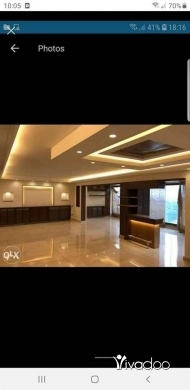 Apartments in Beirut City - للبيع شقة ٣٥٠م مفروزة حديثا في افخم بناء في بعبدا / ٤ غرف نوم شك مصرفي تل ٧١٦٥٤٩٥٥