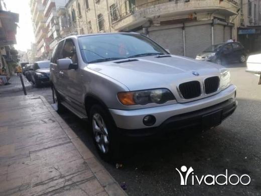 BMW in Tripoli - x5 2003