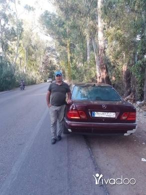 مرسيدس بنز في طرابلس - ام عيون خارقه النظافه مودال ٩٧ انقاض ٢٠٢٠..تواصل عرقم ٧٦٥٩٣١٢٦