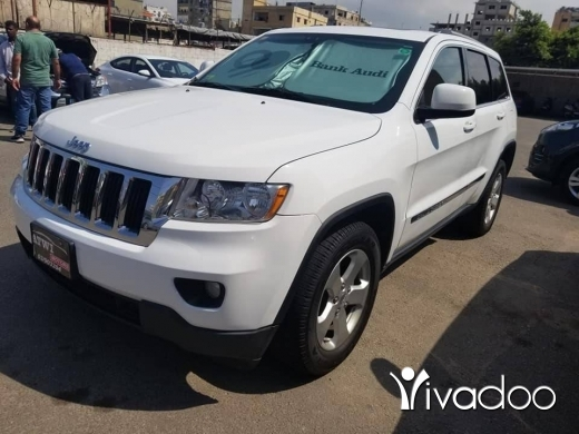 Jeep in Beirut City - Cherokee Laredo 2013 Full options