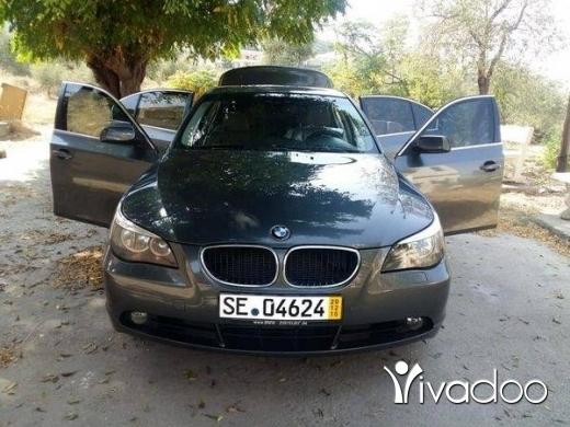 BMW in Akkar el-Atika - Siyara 5ar2a