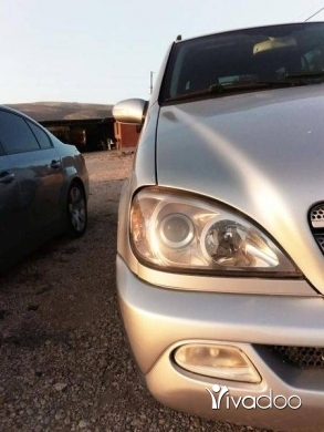 Mercedes-Benz in Tripoli - Ml 320 model 2003