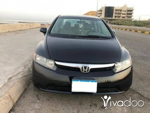 Honda in Tripoli - Honda civic 2006 lx automatic