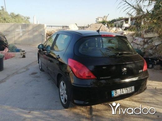 Peugeot in Beirut City - Peujeo 308 2011 full option