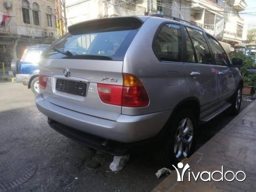 BMW in Tripoli - X5 2004