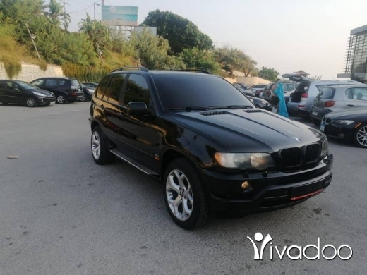 BMW in Beirut City - X5 2001