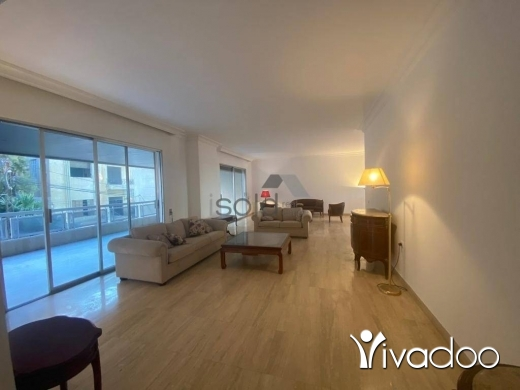 Apartments in Badaro - Luxurious furnished 4 bedrooms apartment for rent in Badaro ( 1 flat per floor )