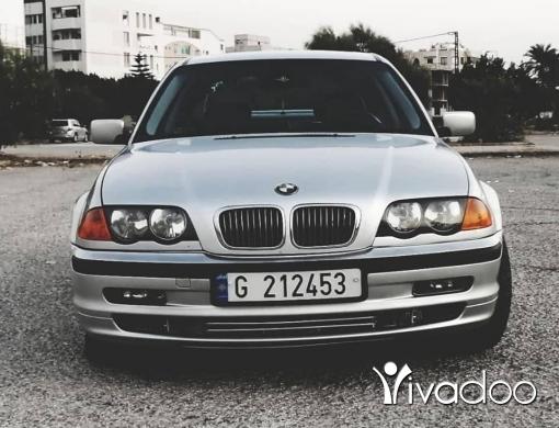 BMW in Tripoli - نيو بوي e46 i323