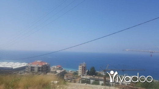 Land in Nahr Ibrahim - A 2150 m2 land for sale in Nahr Ibrahim