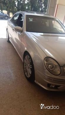 Mercedes-Benz in Tripoli - للبيع سيارة مرسيدس E320 موديل 2003 لوك 2007 انقاض