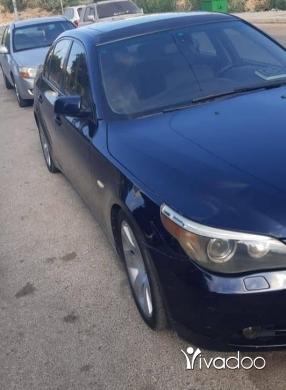 BMW in Tripoli - e60 530 2005 33 malyon bidon nikach
