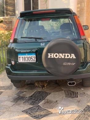 Honda in Tripoli - Honda crv 99 syaret bet ac teleje depo bi2a mawjoud siyara mbda alf