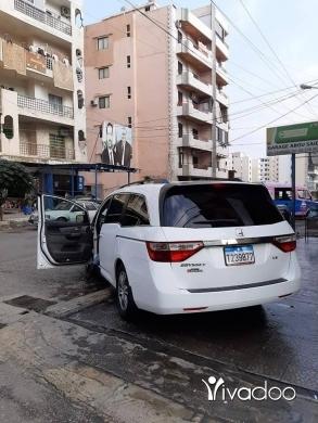 Honda in Tripoli - Honda odyssey white model 2011 full options