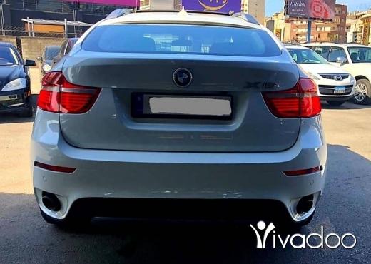 BMW in Beirut City - 2010 BMW X6 xDrive35i European specs