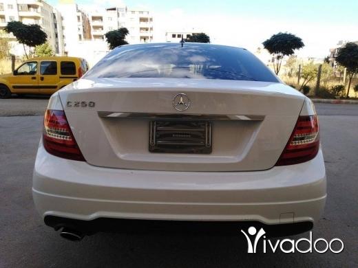 Mercedes-Benz in Beirut City - MERCEDES BENZ C250 2013