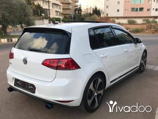 Volkswagen in Beirut City - Golf GTI 2015