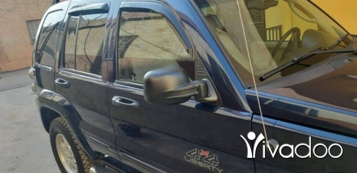 Jeep in Beirut City - Jeep Liberty 2003