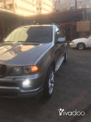 Jeep in Beirut City - X5 2004 v6