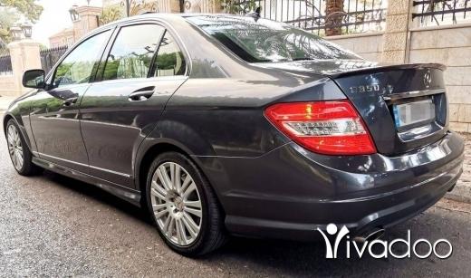 Mercedes-Benz in Beirut City - C350 2009 ULTRA CLEAN