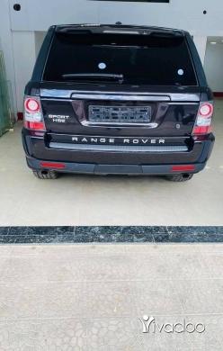 Rover in Tripoli - rover 2011 luxury