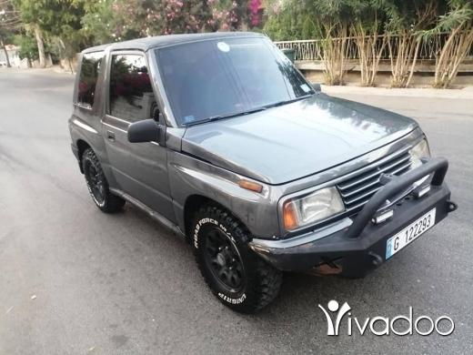 Jeep in Tripoli - Vitara mod 1992 phone 76505452