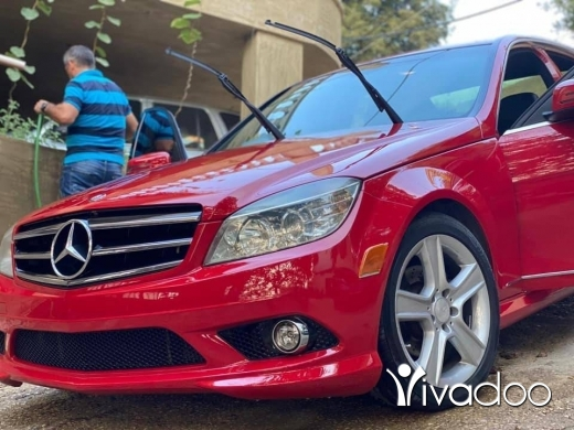 Mercedes-Benz in Tripoli - Mercedes c300 model 2010 8200$ 70939797