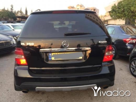 Mercedes-Benz in Tripoli - Mercedes ML 350 mod 2007 full option call 03172009