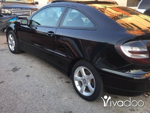Mercedes-Benz in Tripoli - Mercedes C200 comp mod 2006 masdar almani full option call 03172009