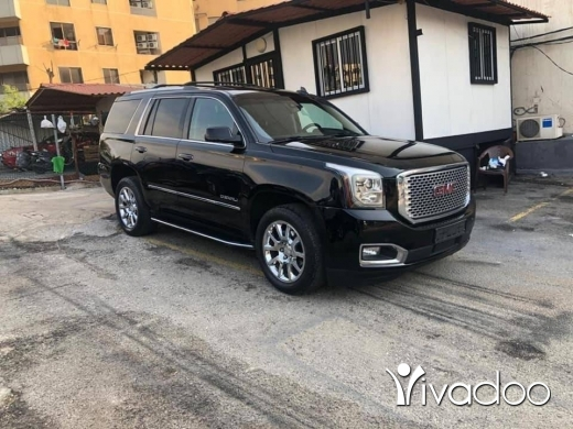CMC in Beirut City - Yukon denali 2015